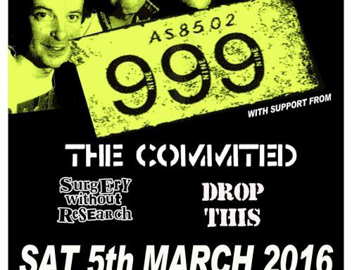 The West Coast Live 999 – Upcoming Events in Margate UK